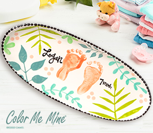 Glenview Tropical Baby Tray