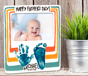 Glenview Father's Day Frame