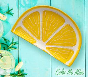Glenview Lemon Wedge