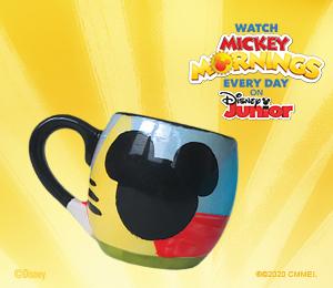 Glenview Mickey's Bubble Mug