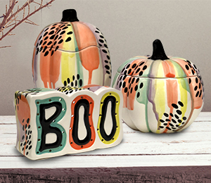 Glenview Drippy Pumpkin Box