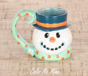 Glenview Snowman Mug