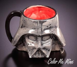Glenview Darth Vader Mug