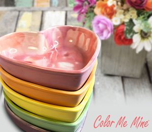 Glenview Candy Heart Bowls
