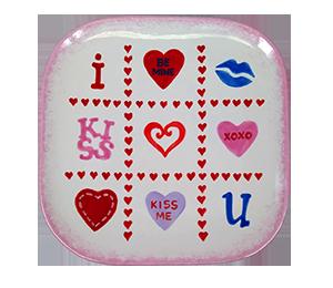 Glenview Valentine's Tic Tac Toe