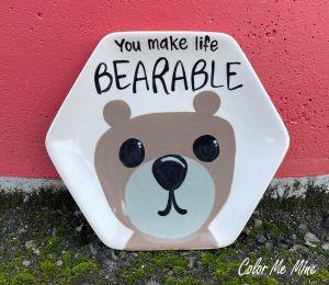 Glenview Bearable Plate