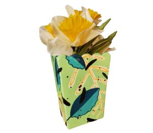 Glenview Leafy Vase