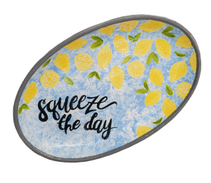 Glenview Lemon Platter