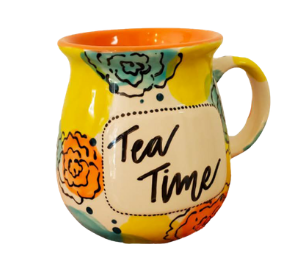 Glenview Tea Time Mug