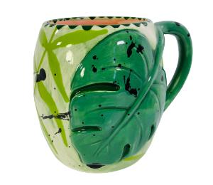 Glenview Monstera Mug