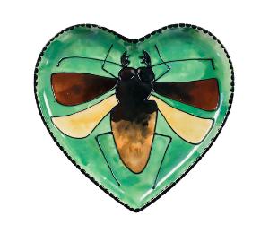 Glenview Titan Beetle Plate